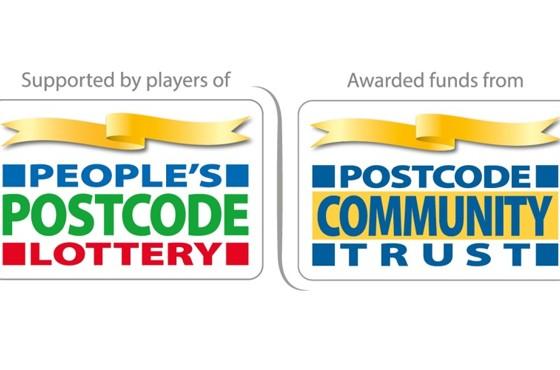 Post code lottery logo