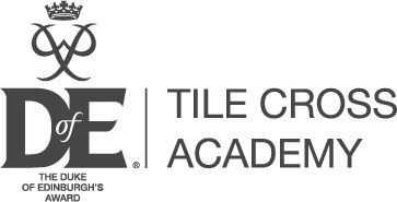Dofe logo tile cross academy